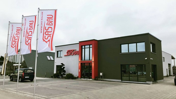 SAS Bau GmbH Bauunternehmen Augsburg